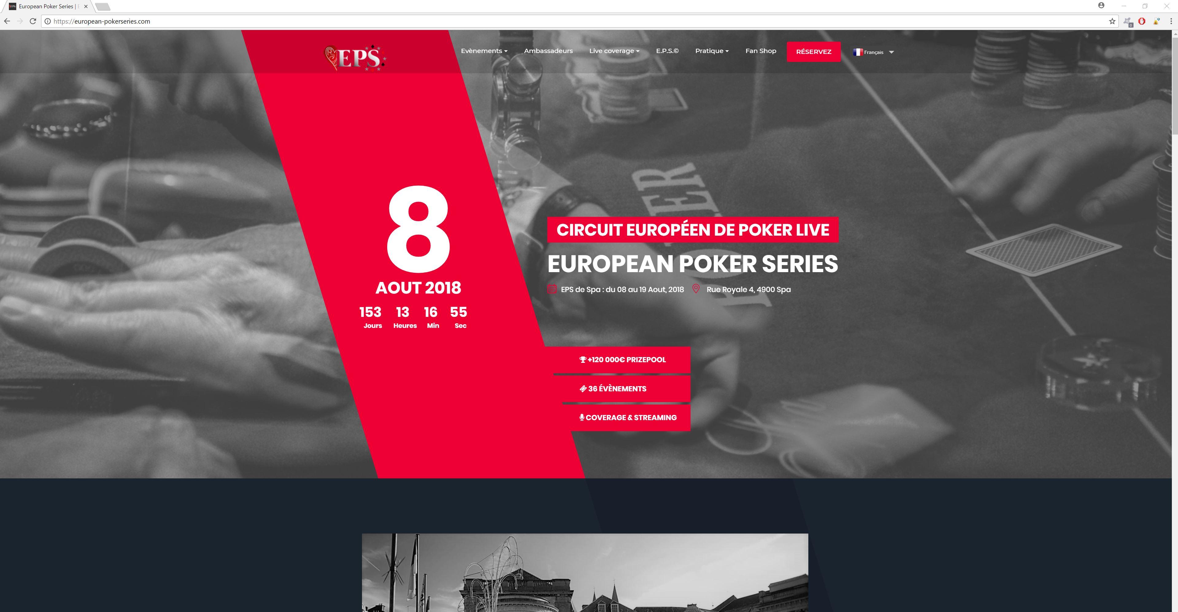 european-pokerseries.com